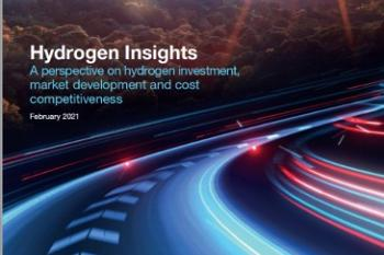 Hydrogen Insights: A perspective on hydrogen investment, market development and cost competitiveness